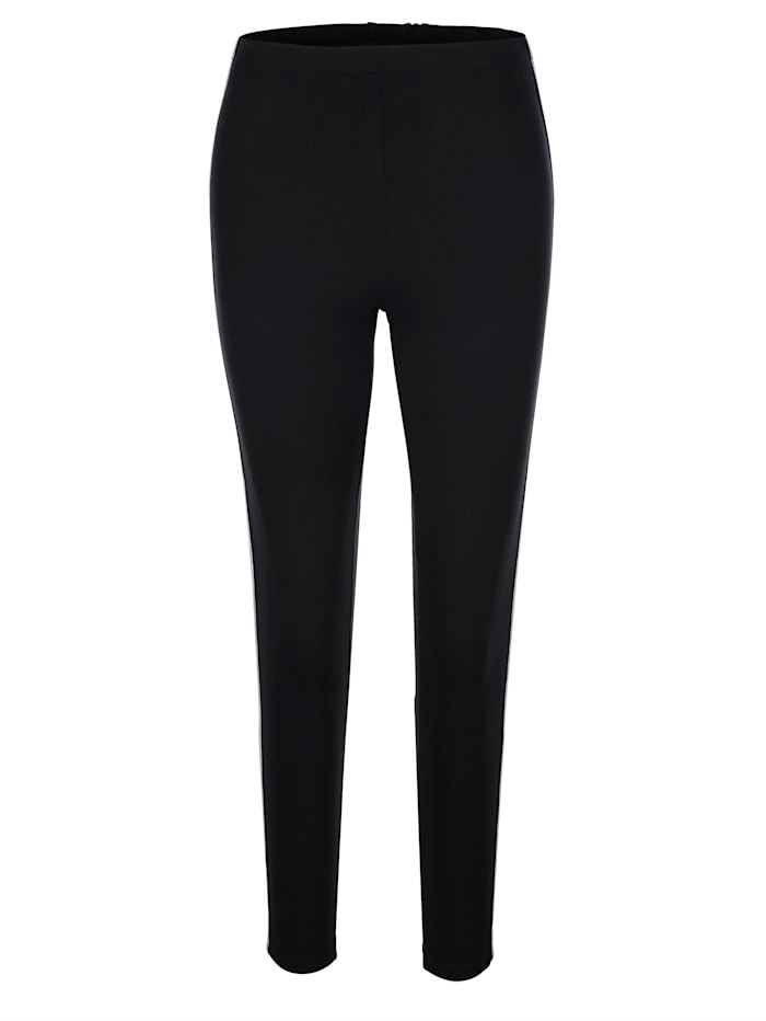 Leggings mit dekorativen Bändern