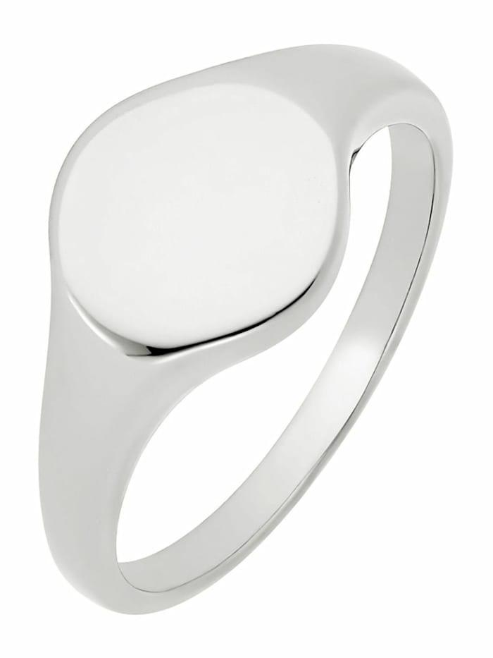 Noelani Ring für Damen, Sterling Silber 925, Siegelring, Silber