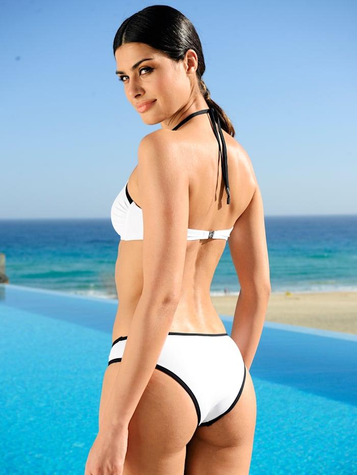 Bikini mit Motivdruck