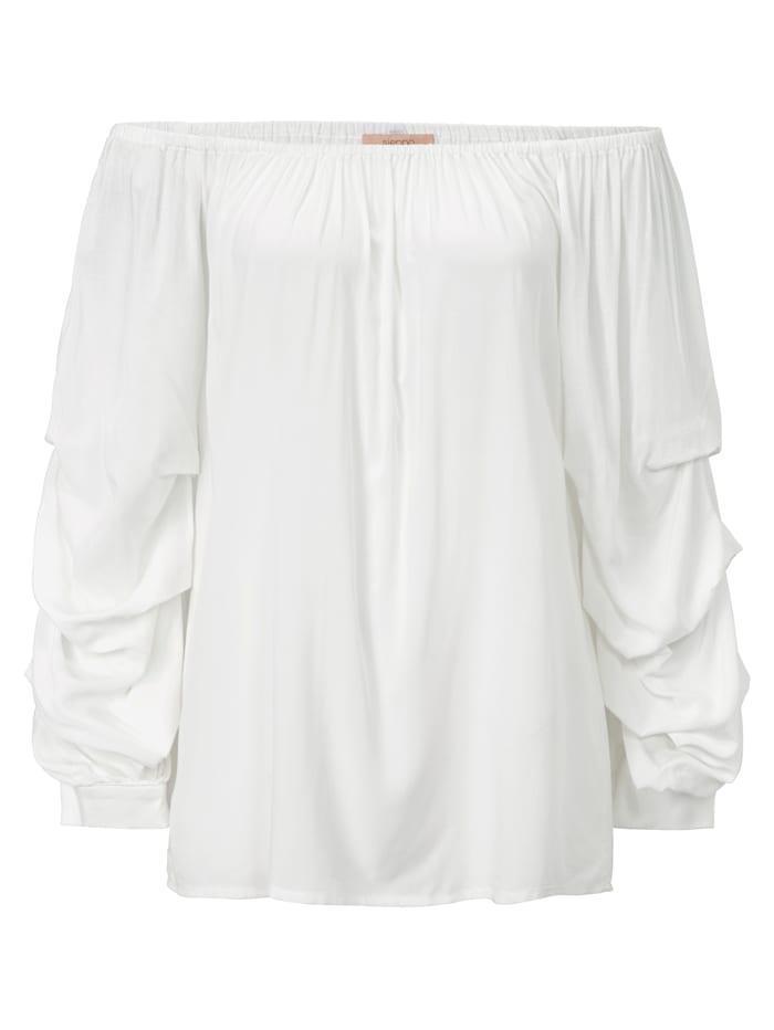 SIENNA Bluse, Off-white