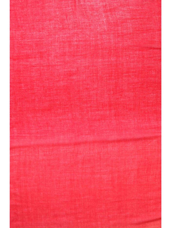 Schal Jenny mit modisch dezentem Farbverlauf mit offener Kantenverarbeitung