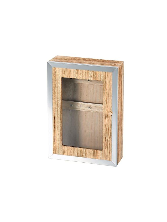 HTI-Living Schlüsselkasten Holz, Braun