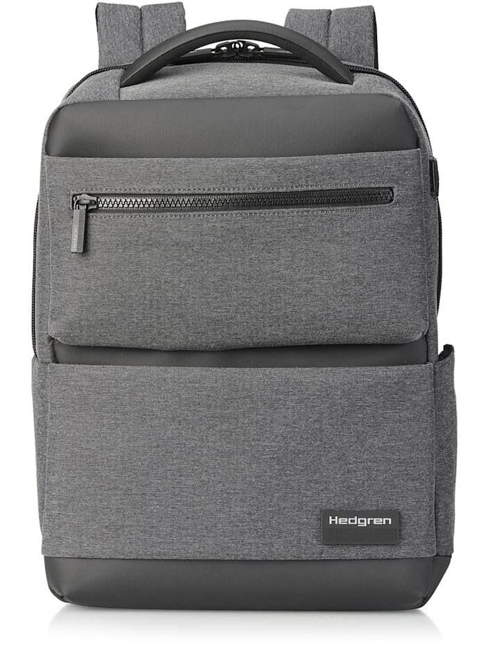 Hedgren Next Port Rucksack RFID 38 cm Laptopfaach, stylish grey
