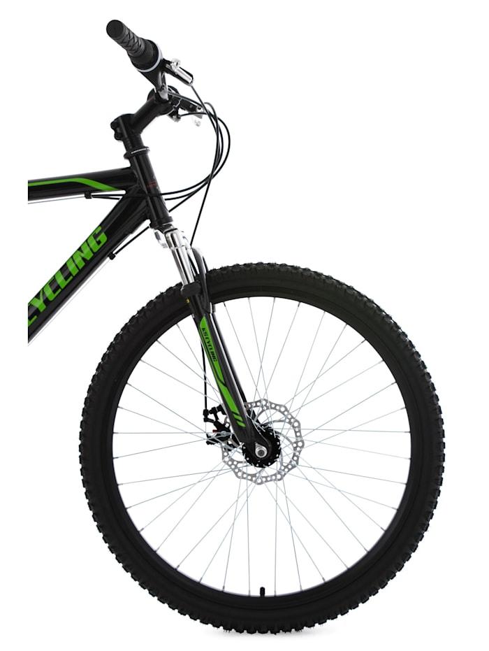 Mountainbike Fully 21 Gänge Triptychon 26 Zoll