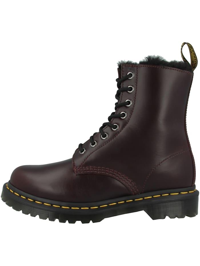 Dr. Martens Boots 1460 Serena, rot