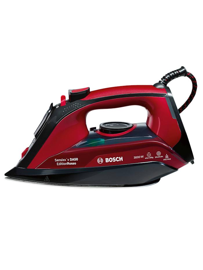 Bosch Bosch Dampfbügeleisen TDA503001P, schwarz/rot