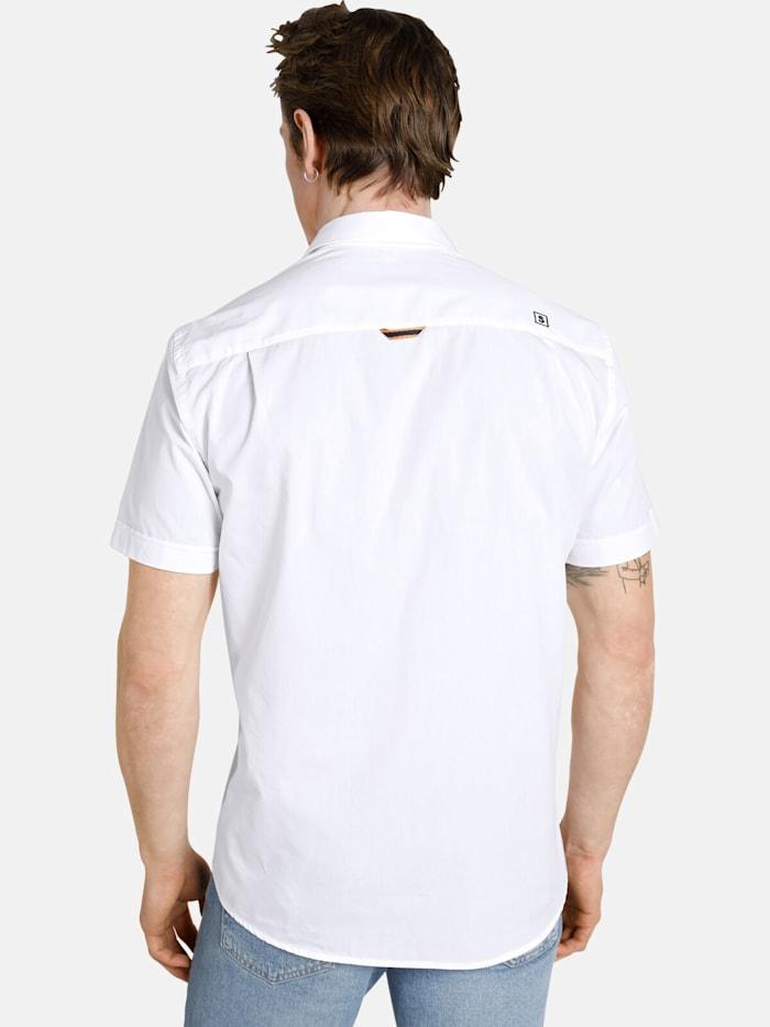 Shirtmaster Kurzarmhemd popexplosion