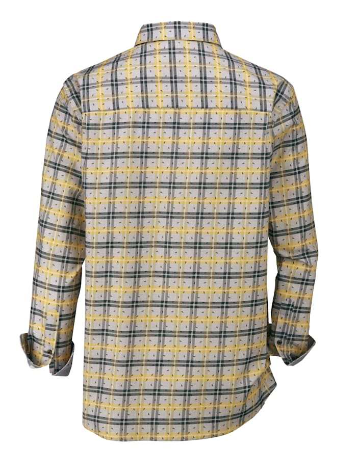 Chemise en twill agréable à porter