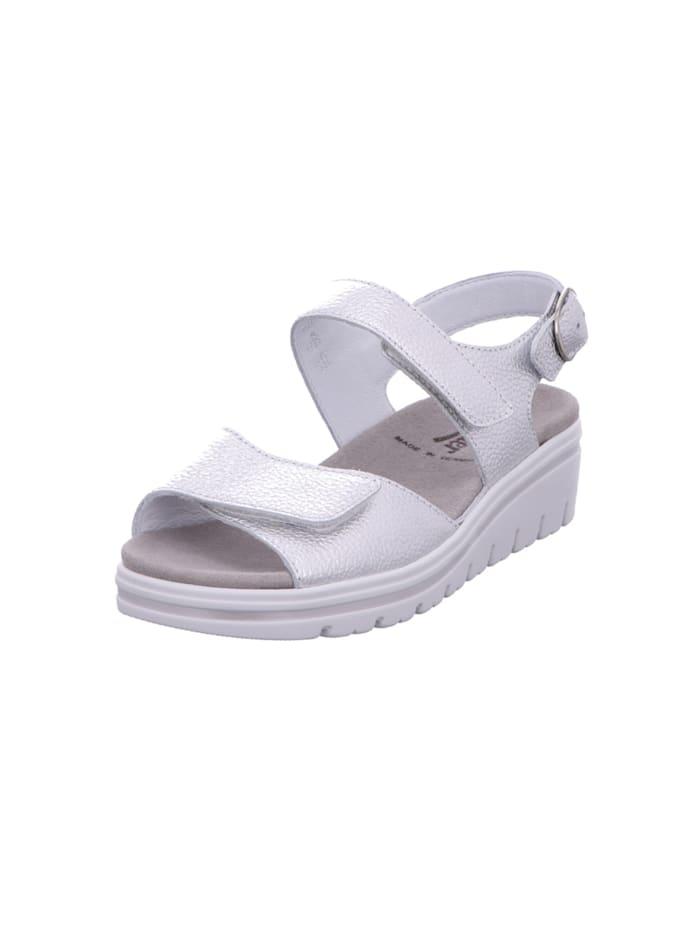 Semler Sandalen/Sandaletten, silber