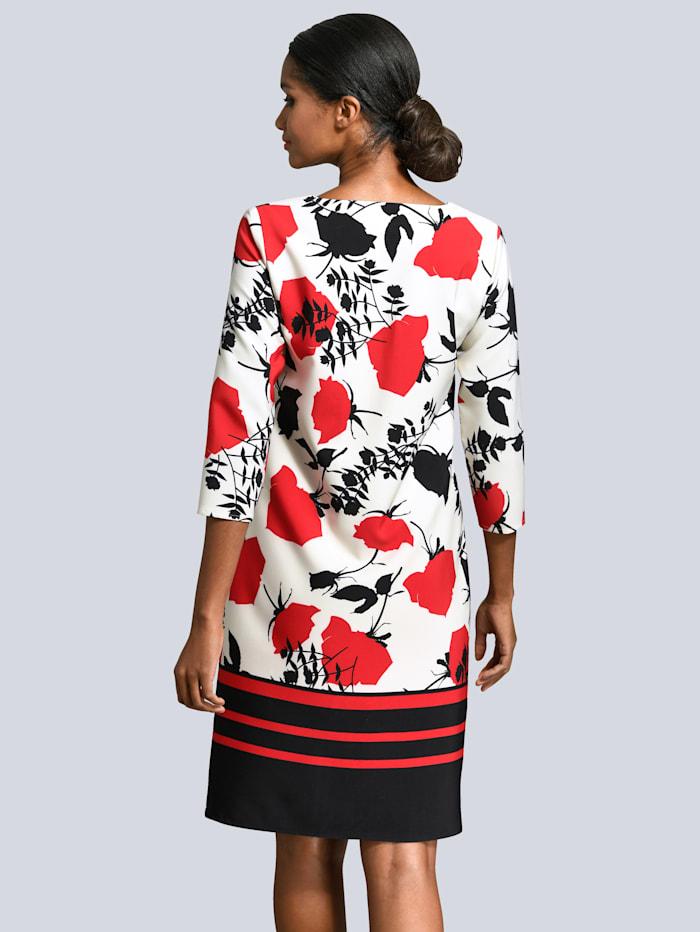 Kleid in toller Farbkombination