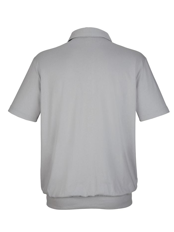Polo à double poche poitrine