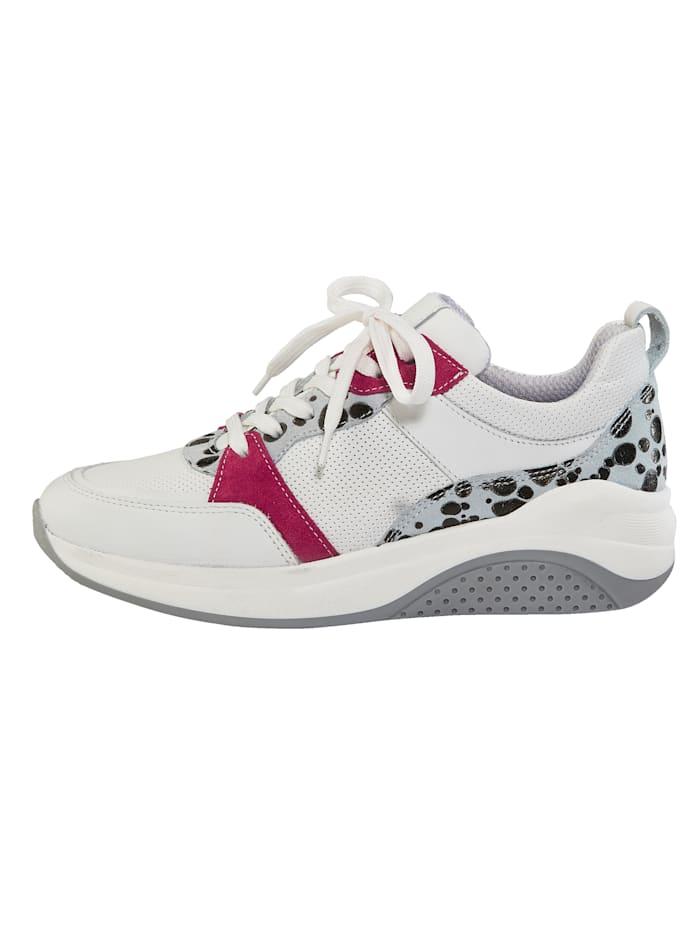 Sneakers au look mode
