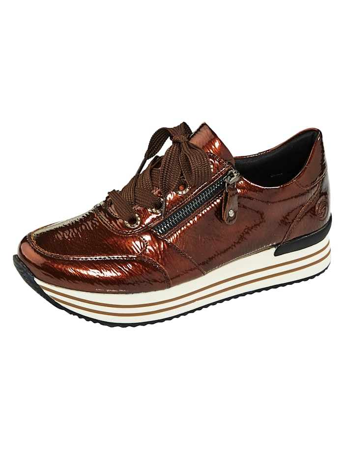 Remonte Lace-up shoes, Brown