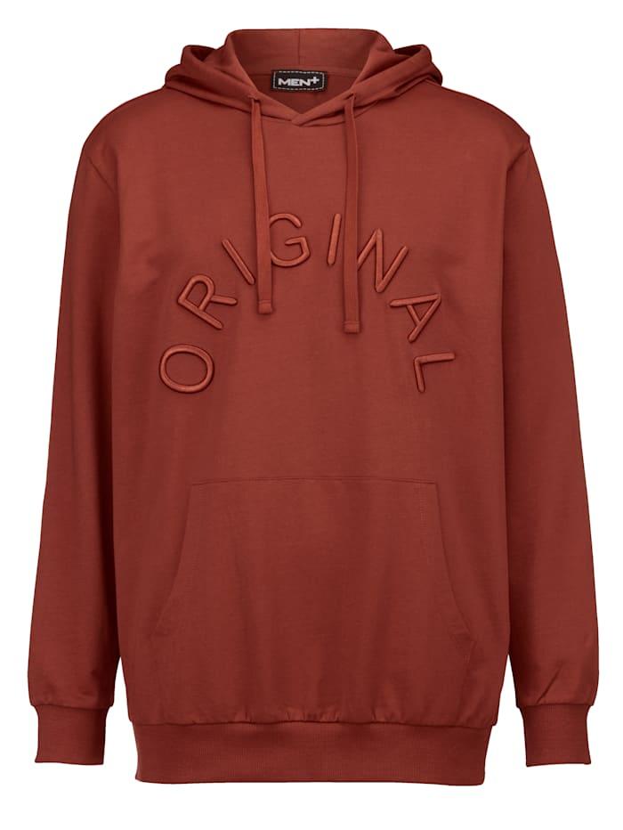 Sweatshirt met kangoeroezak