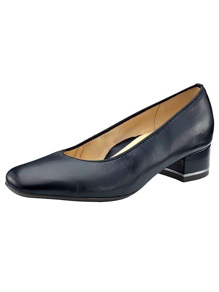 Ara Court Shoes, Blue