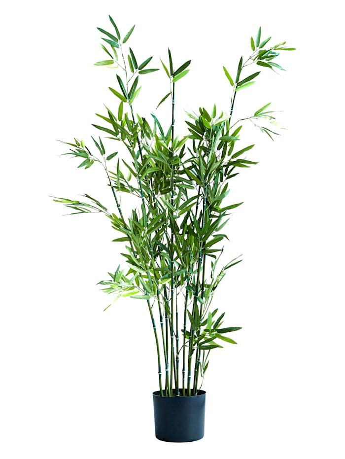 IGEA Kunstplant Bamboe, Groen