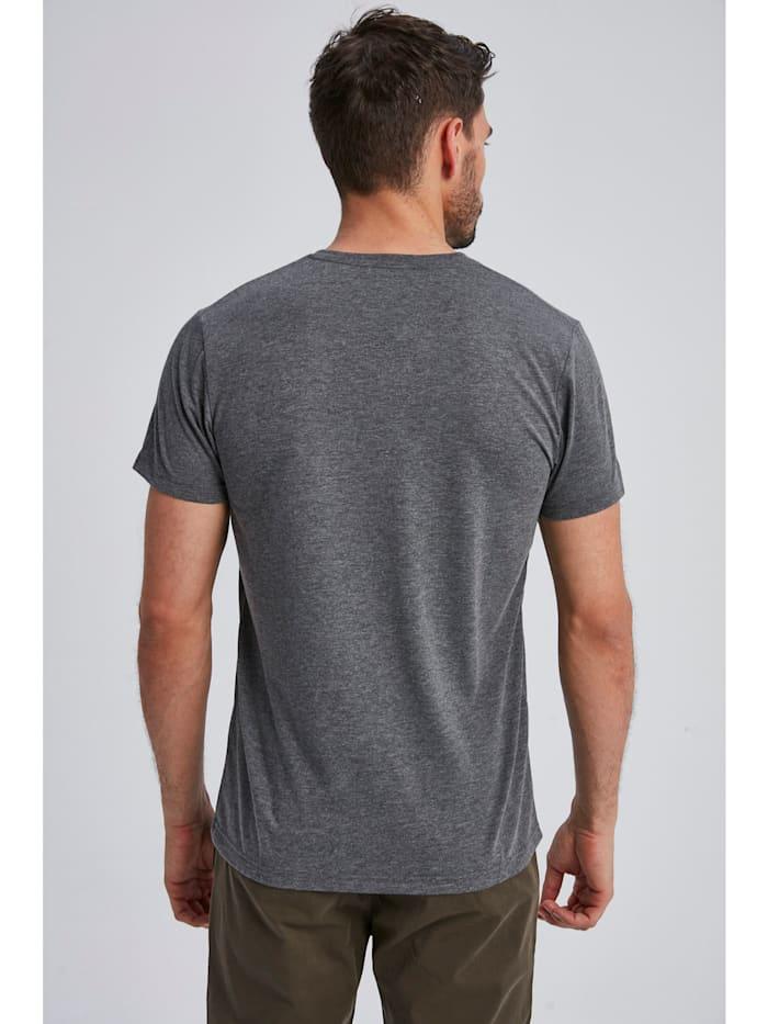 V-Ausschnitt Canyon T-Shirt
