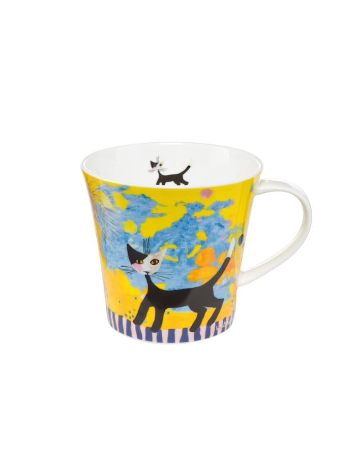 """Goebel Goebel Coffee-/Tea Mug Rosina Wachtmeister - """"Sole spendente"""", Wachtmeister - Sole spendente"""