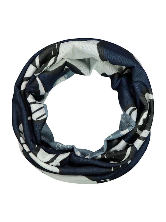 Codello Ultrasofte PEANUTS Loop-Maske mit Snoopy-Print, navy blue