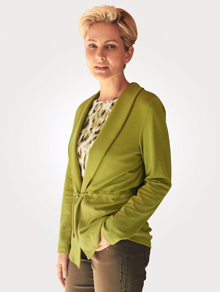 Barbara Lebek Blazerjacke, Grün