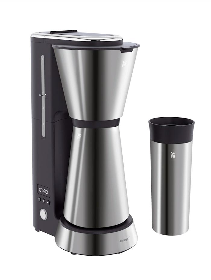 WMF WMF KITCHENminis kaffetrakter med termokanne, grafittgrå/svart