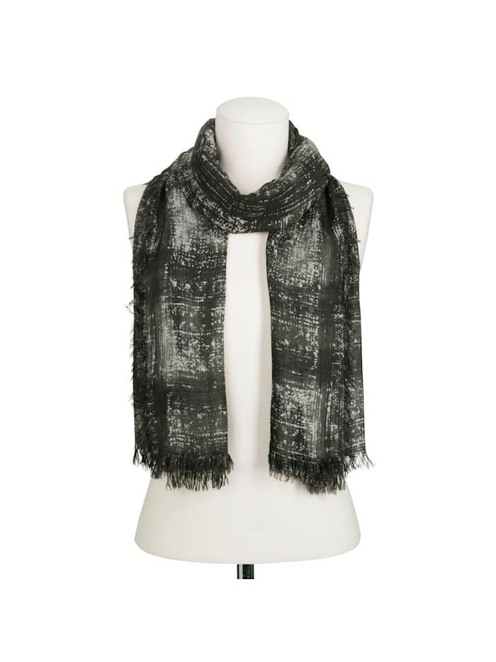Premium Schal aus Modal und Kaschmir – Made in Italy