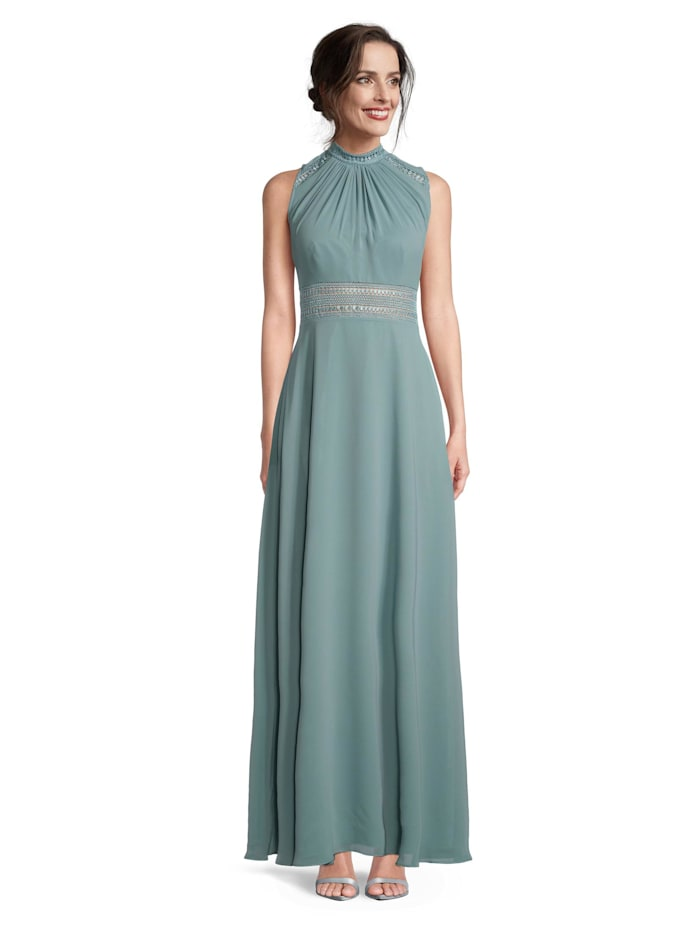 Vera Mont Abendkleid rückenfrei, Trellis