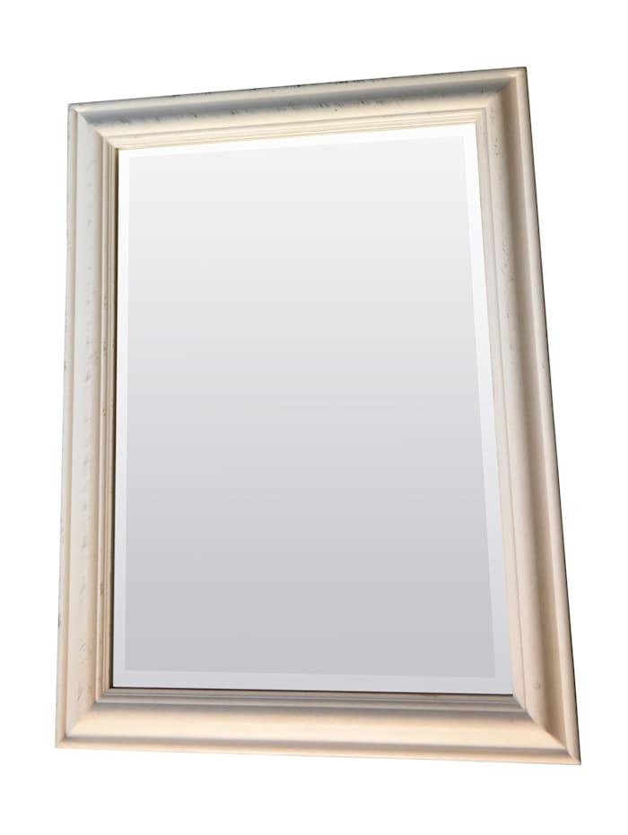 Wandspiegel Hélène, Weiß
