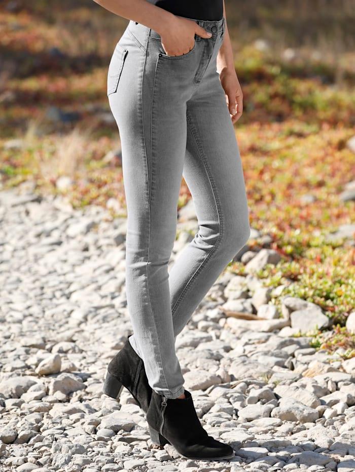 Dress In Jeans Sabine, Grau