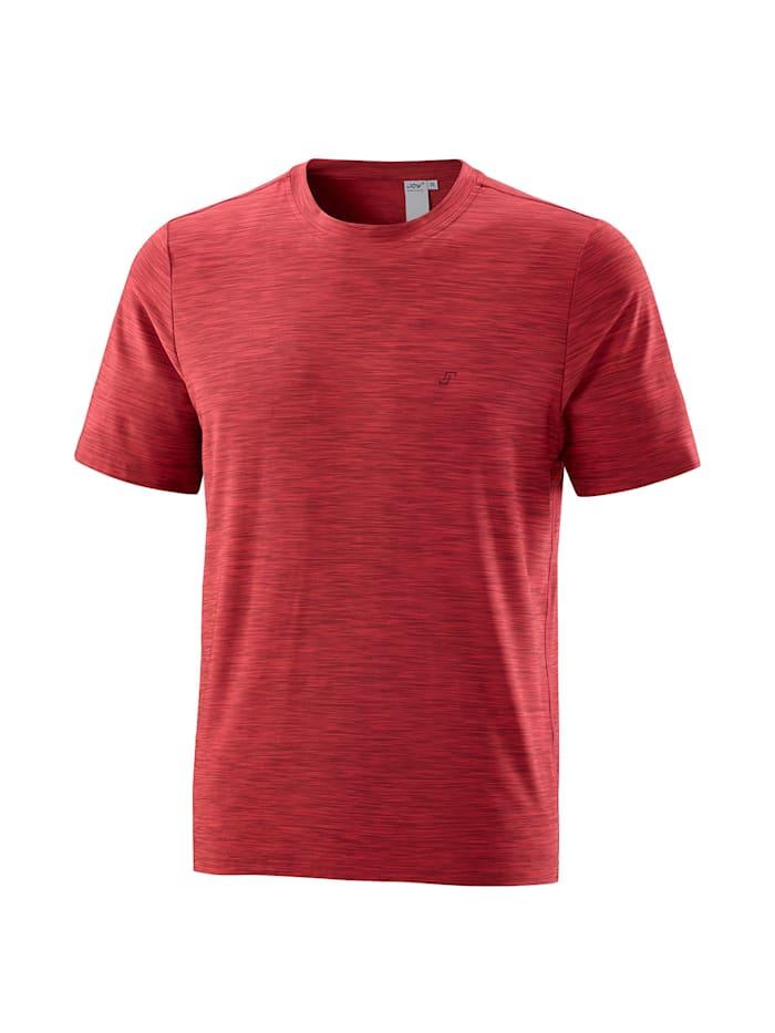 JOY sportswear T-Shirt VITUS, chilli melange