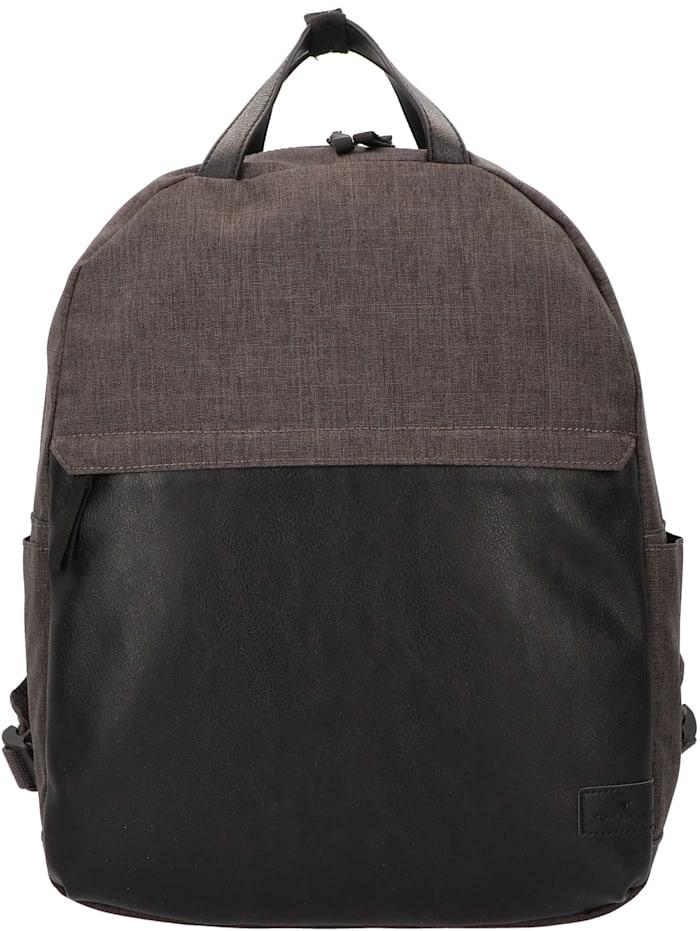 Tom Tailor Tino Rucksack 39 cm Laptopfach, dark grey