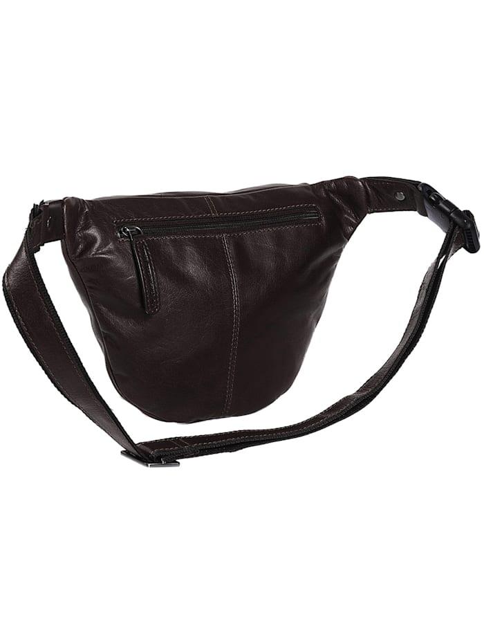 Paxton Gürteltasche Leder 28 cm