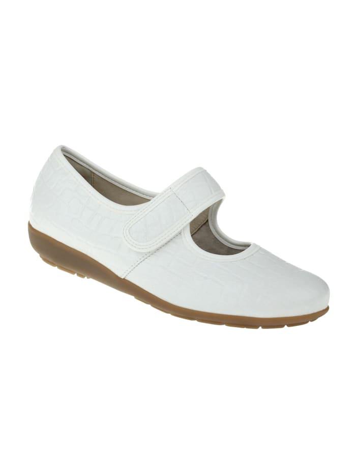 Natural feet Ballerina Suki, Weiß