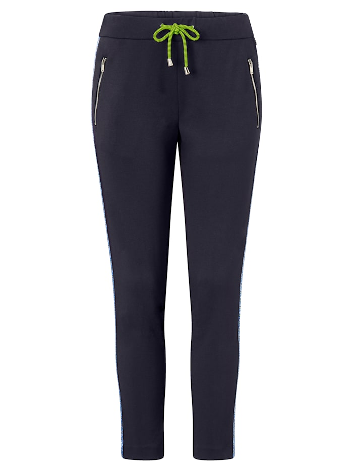 rich&royal Joggpants, Blau
