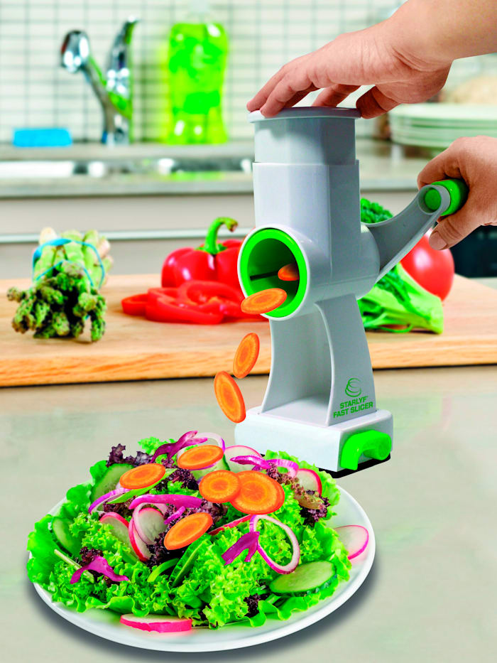 Multi-rivjern 'Starlyf®Fast Slicer'