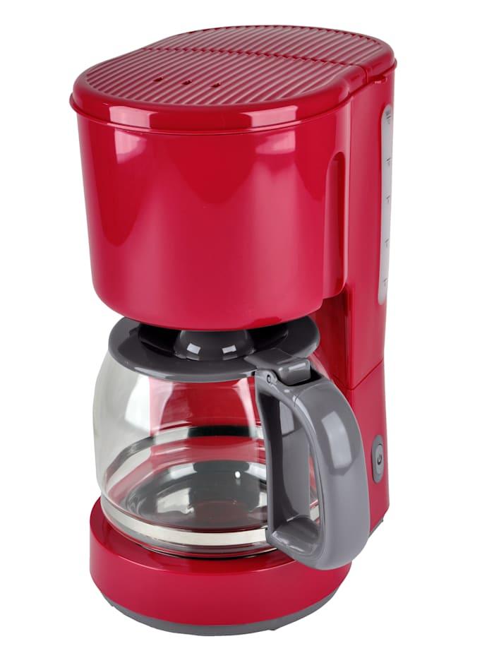 Kaffeeautomat SC KA 1080.1, rot