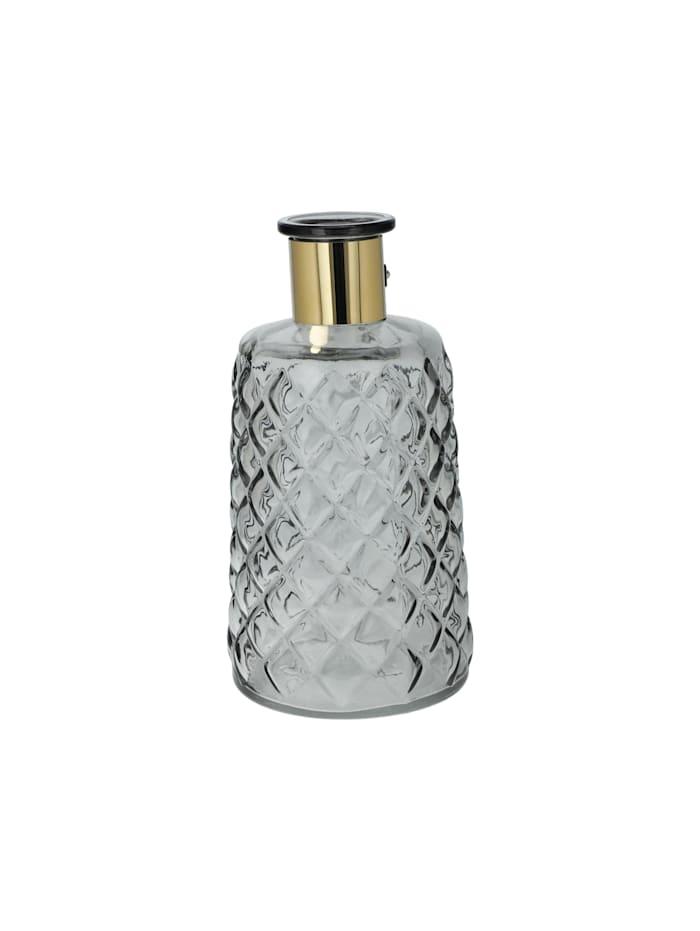 Goebel Vase Golden Smoke