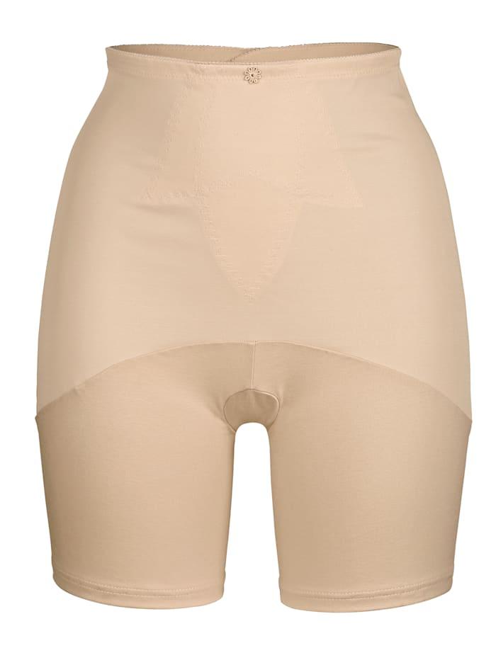 Miederhose mit leichter Formgebung im Beinbereich