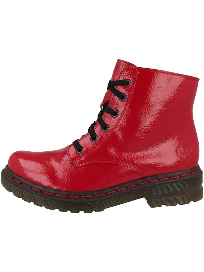 Rieker Boots 76240, rot