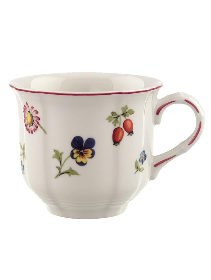 Villeroy & Boch Kaffee-Obertasse 'Petite Fleur', Multicolor