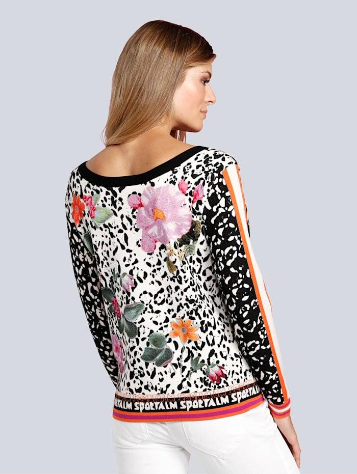 Pullover beidseitig tragbar