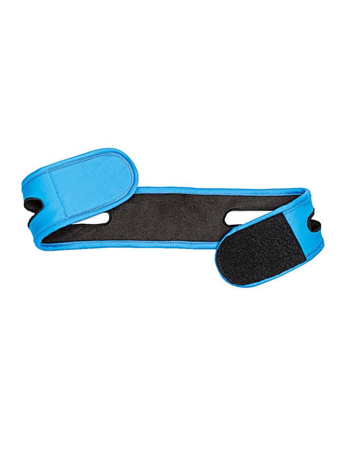 UBTC Anti-Schnarchband, blau