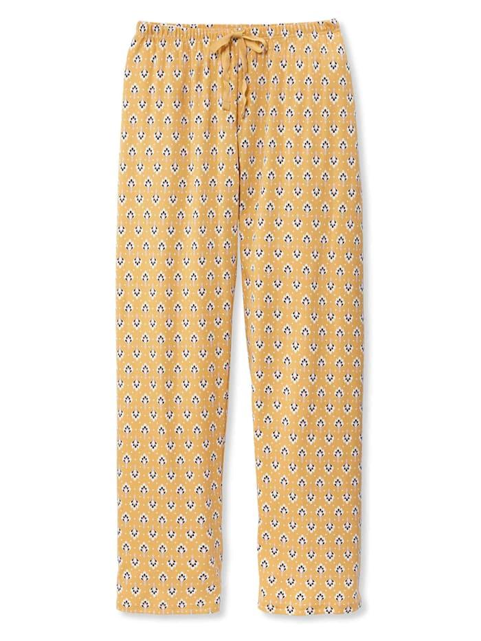 Calida Pants STANDARD 100 by OEKO-TEX zertifiziert, Sunny Yellow