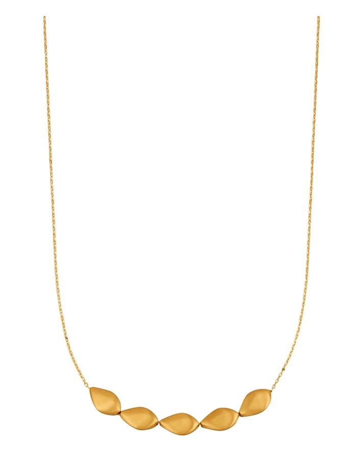 Collier in Gelbgold 375