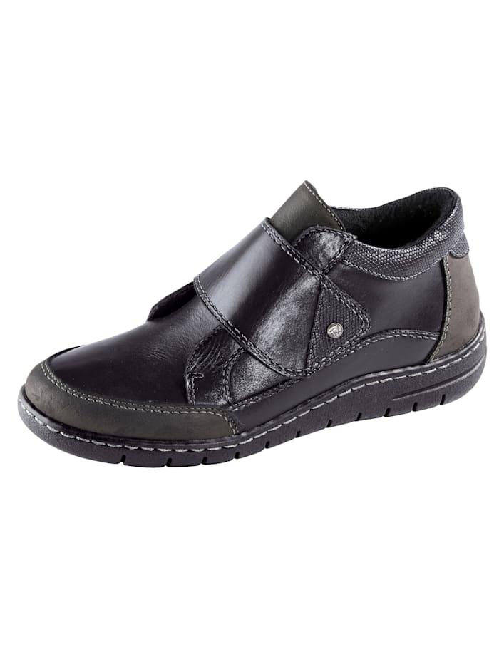 Naturläufer Ankle boots, Black