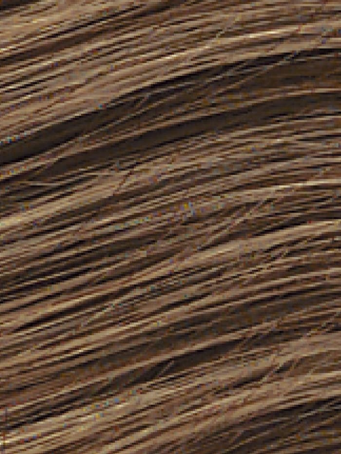 Lofty Perücke Uschi, Dunkel/Honigblond gemischt