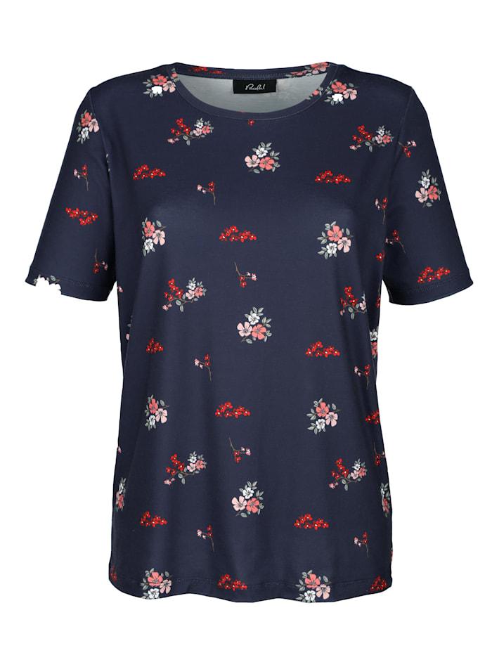 Shirt Mit modischem floralem Druck