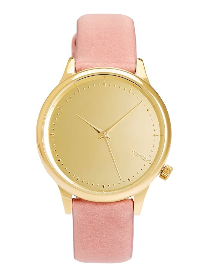 Komono Armbanduhr, Rosé