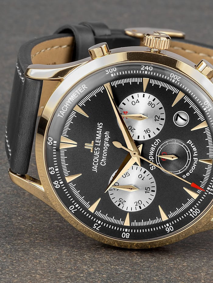 Herren-Uhr Chronograph Serie: Retro Classic, Kollektion: Retro Classic: 1- 2068I