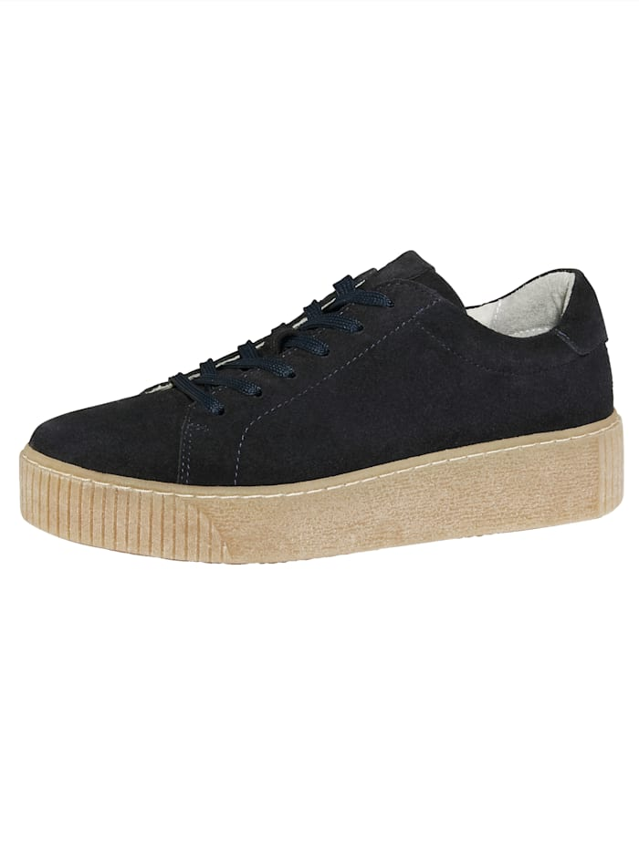 Filipe Shoes Sneaker in supermodieuze look, Marine